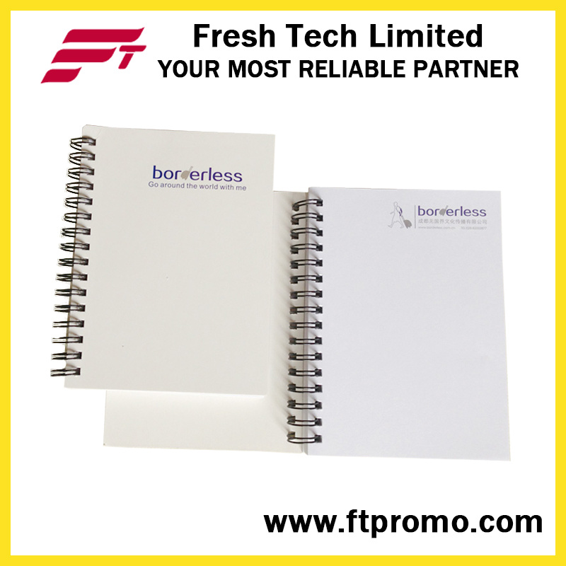 Chinese Promotional Notebook with Logo