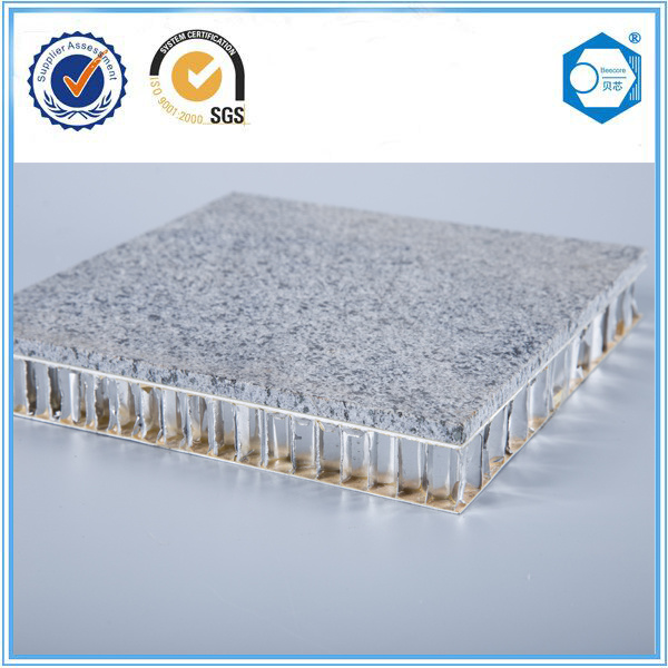 Beecore Aluminum Honeycomb Plate Used for The Subway and High Speed Train pictures & photos