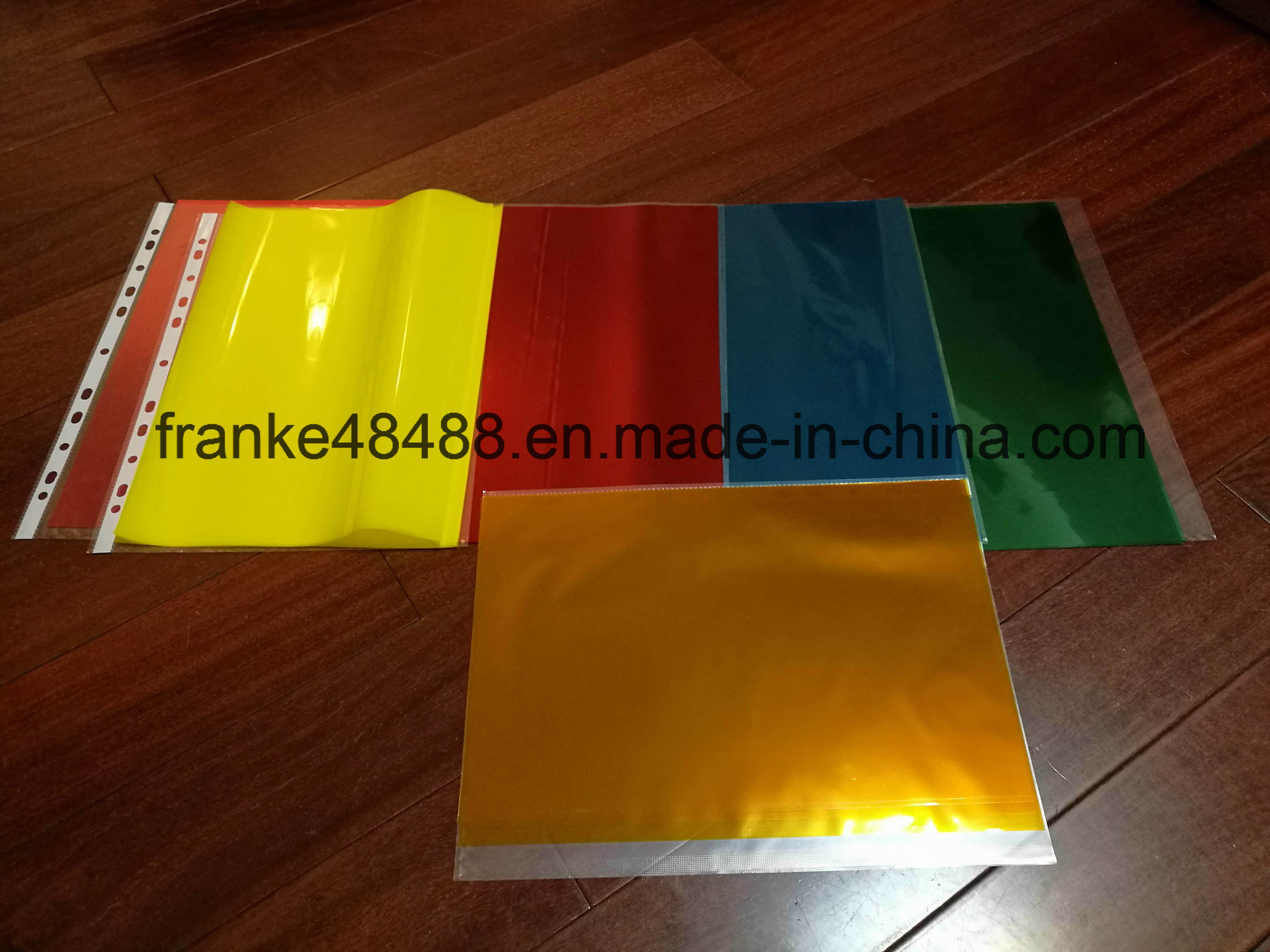 Colors Pet Film, Color Polyester Film for Label, and Insultation Tape