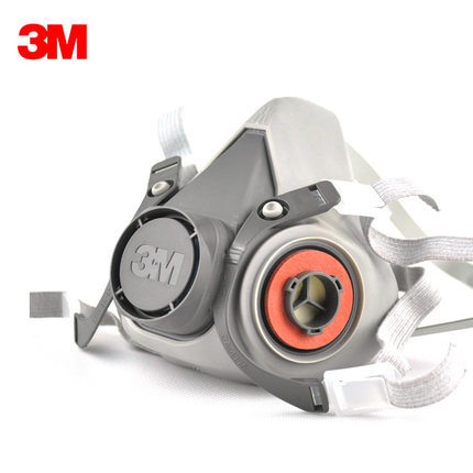 Item 3m Half Quipment Maske Chemical Protective 6200 Face Gas Mask Respirator hot