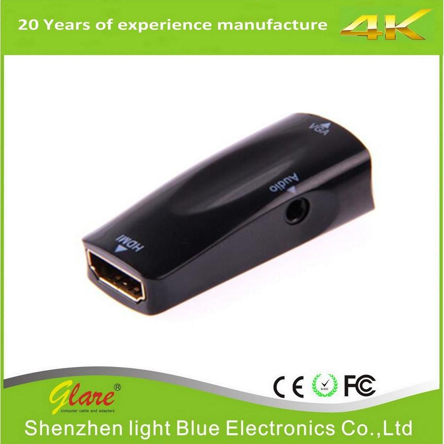 China Factory Price Hdmi To Vga Adapter Converter