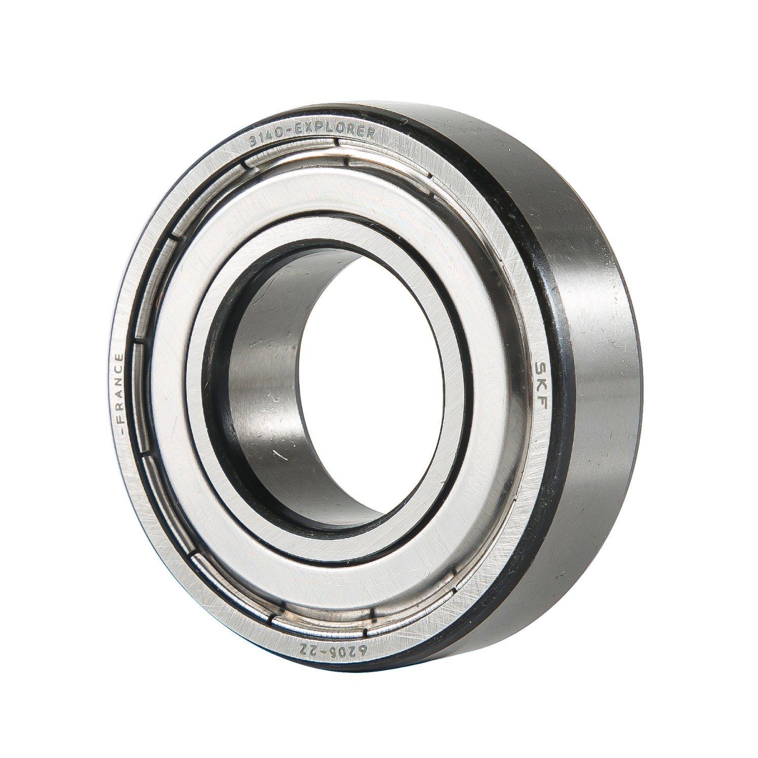 6001-ZZ metal shields bearing 6001 2Z ball bearings 6001 ZZ Qty.100