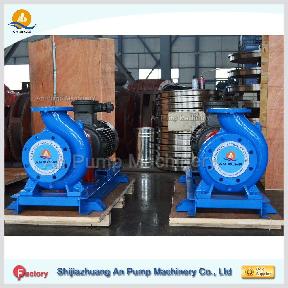 Corrosion Resistant Single Stage Acid Chemical Pump pictures & photos