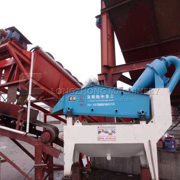High Efficient Sand Recycling Machine for Sand Making Plant pictures & photos