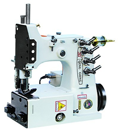automatic haircut machine automatic thread cut bag closing machine for sewing 2612