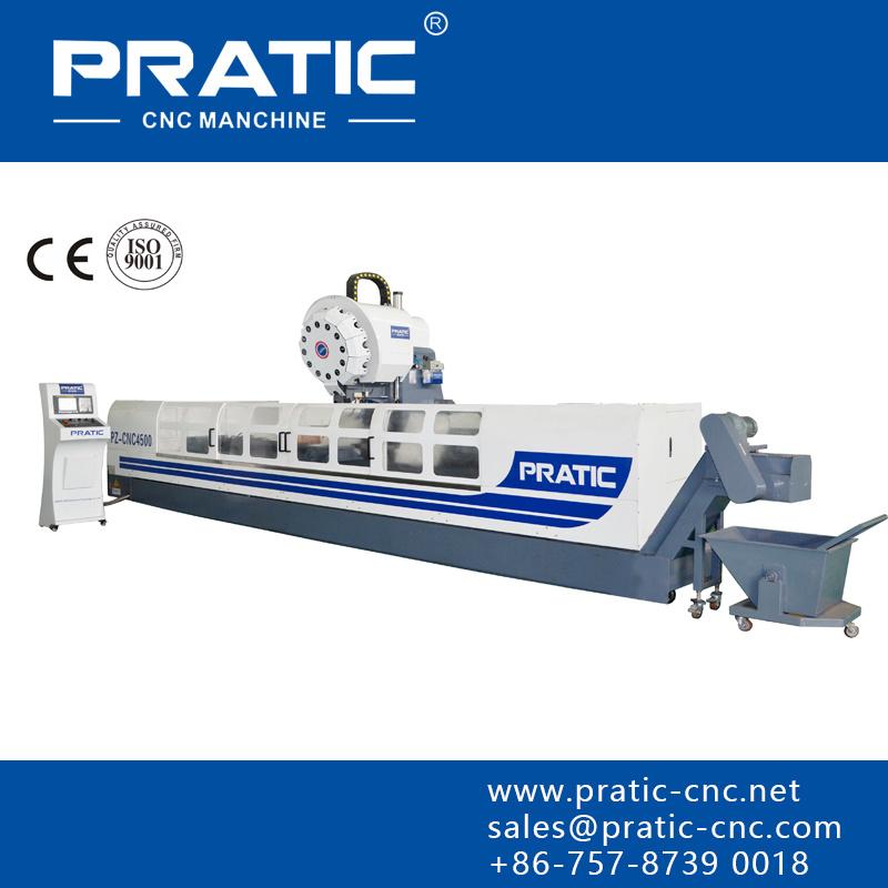 China CNC Steel Frame Drilling Milling Machinery-Pratic - China CNC ...