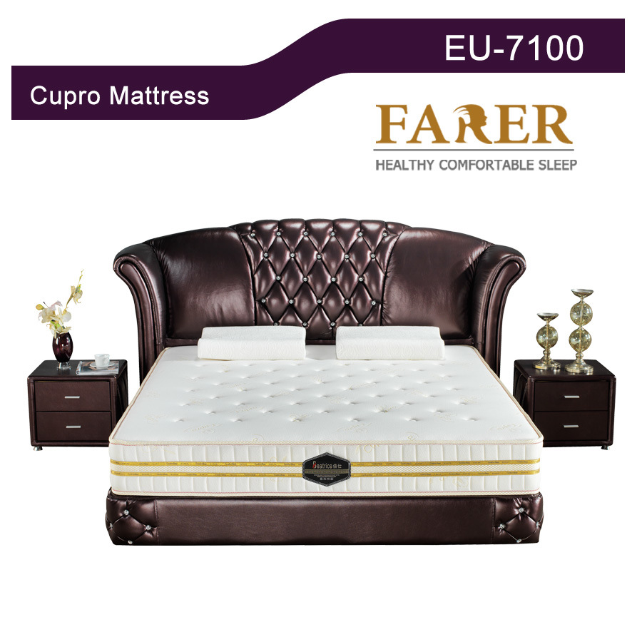 Hot Sale Comfortable Hotel Foam Mattress on Sale