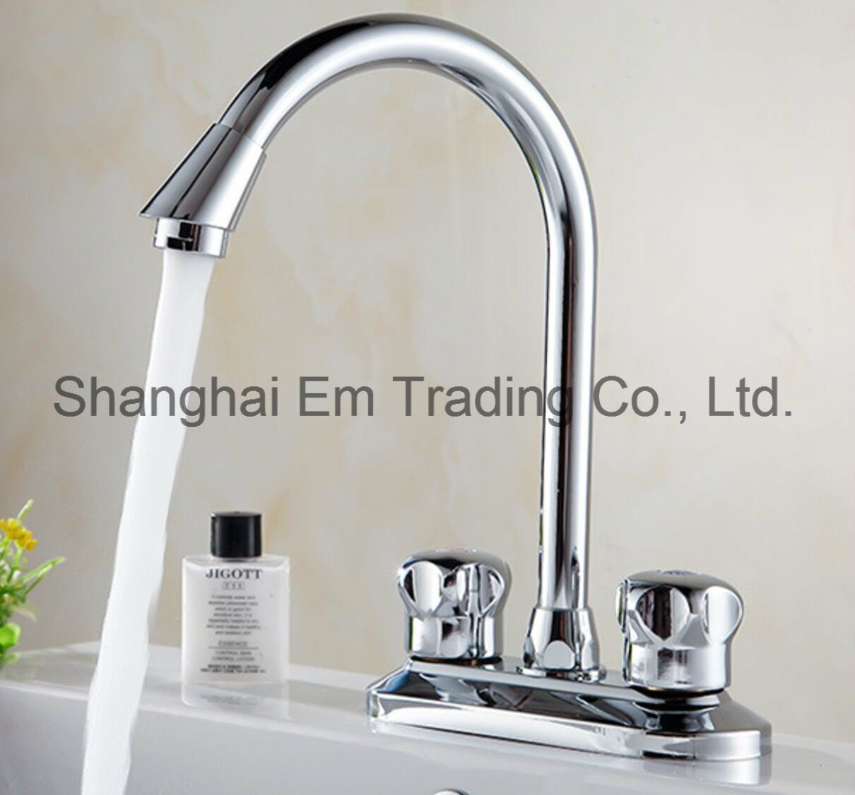 Hot Sale Basin Faucet, Brass Water Valve pictures & photos