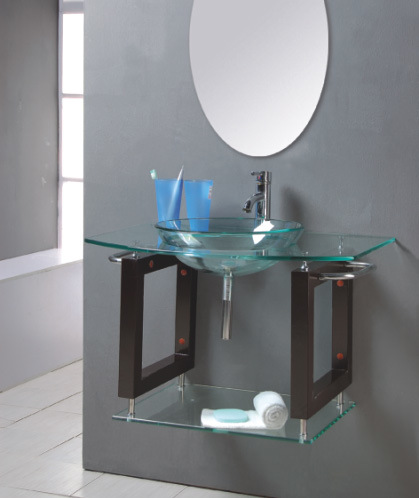 Bathroom Sink Glass/Glass Sink Bowl/Bathroom Sink Glass (TB006)