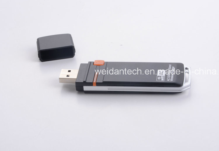 AC 1200Mbps Dual Band 2.4G and 5g USB3.0 Adapter pictures & photos