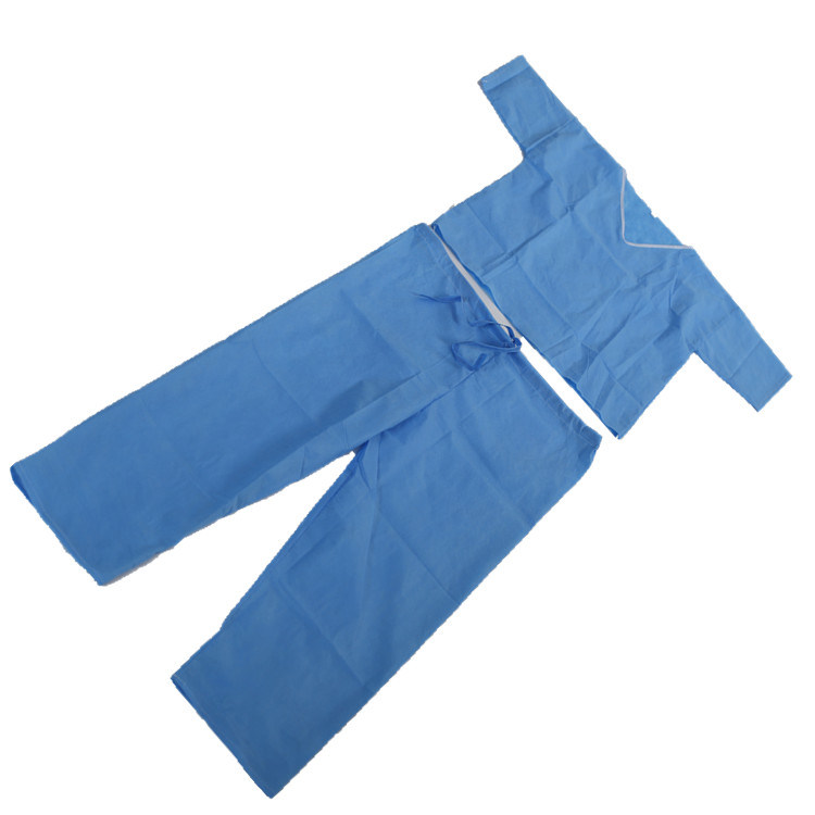 84ee2ec50ee China Disposable Surgical Scrub Suits, Hospital Clothing Patient Gown, Blue Green  Scrub Suit - China Suits, Scrub Suit