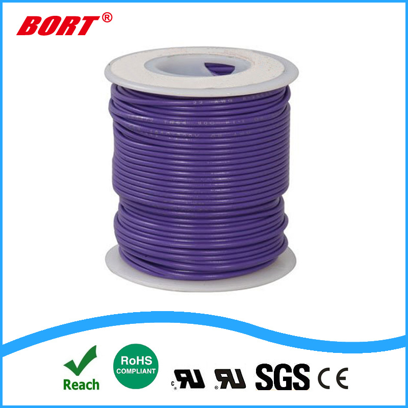China High Temperature Teflon/FEP Mantle Hook up Electric Lead Wire ...