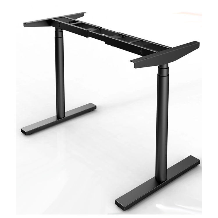 Peachy Hot Item Office Sit Stand Lifting Desk Electric Height Adjustable Office Desk Frame Download Free Architecture Designs Licukmadebymaigaardcom