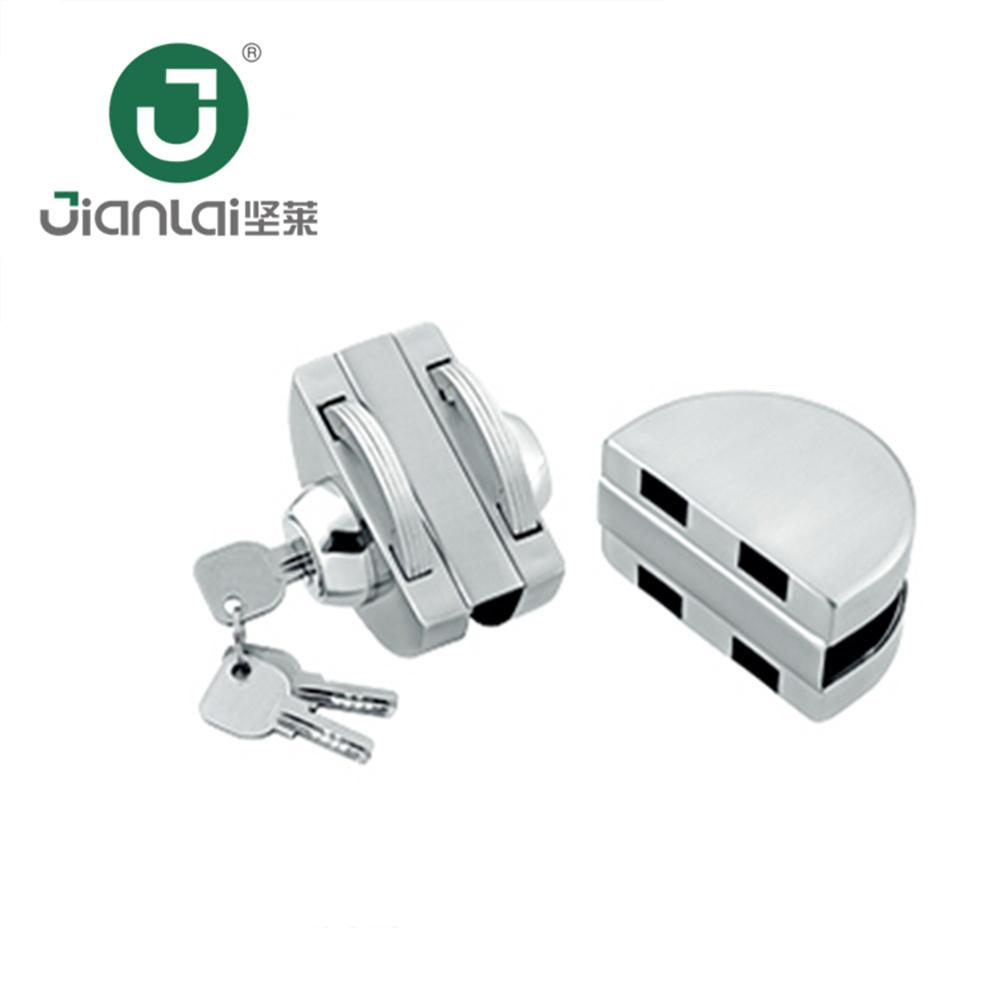 China Double Glass Sliding Door Lock With Keys China Safe Lock