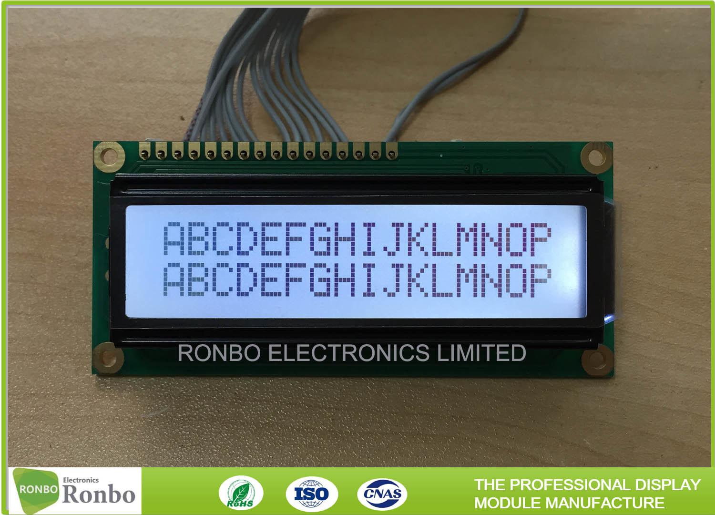 [Hot Item] Mono LCD Screen 16X2 Dots FSTN Positive Character LCD Display  Module