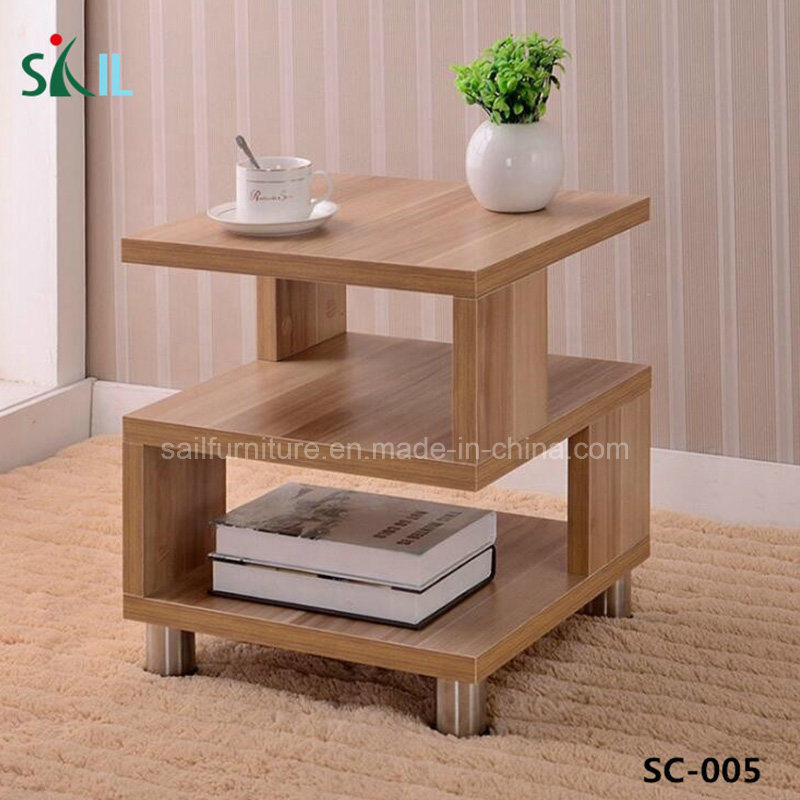 Sofa Side Table Wooden Coffee