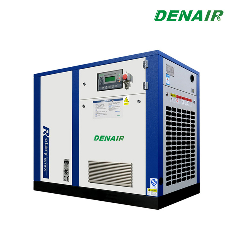 High Technology AC Variable Speed Driven Direct Screw Air Compressor With CE