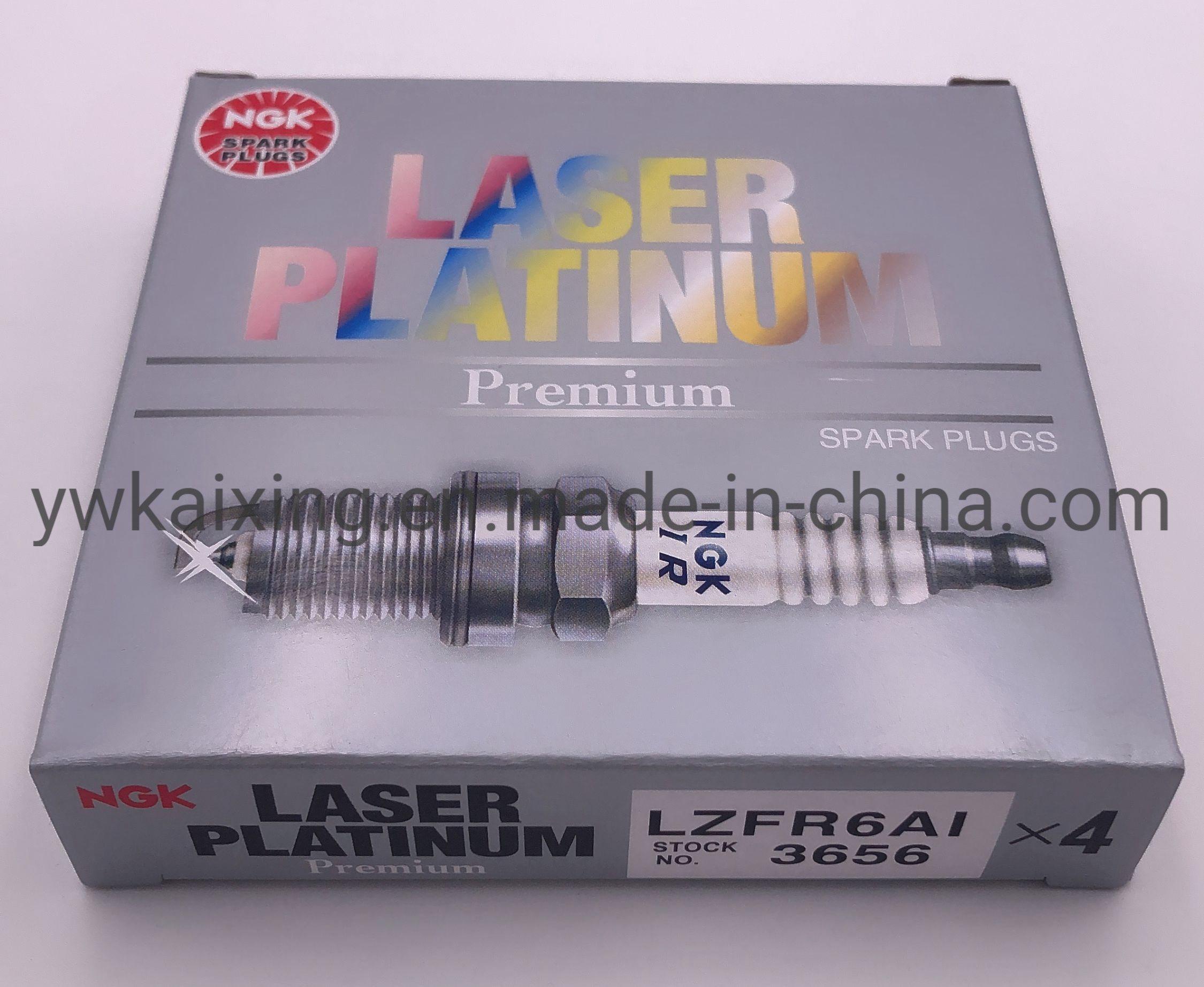 3656 Pack of 4 NGK 3656 Spark Plug