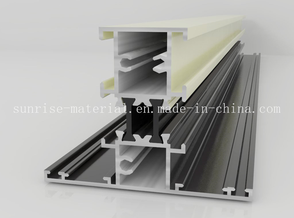 Aluminium Thermal Break Profiles pictures & photos