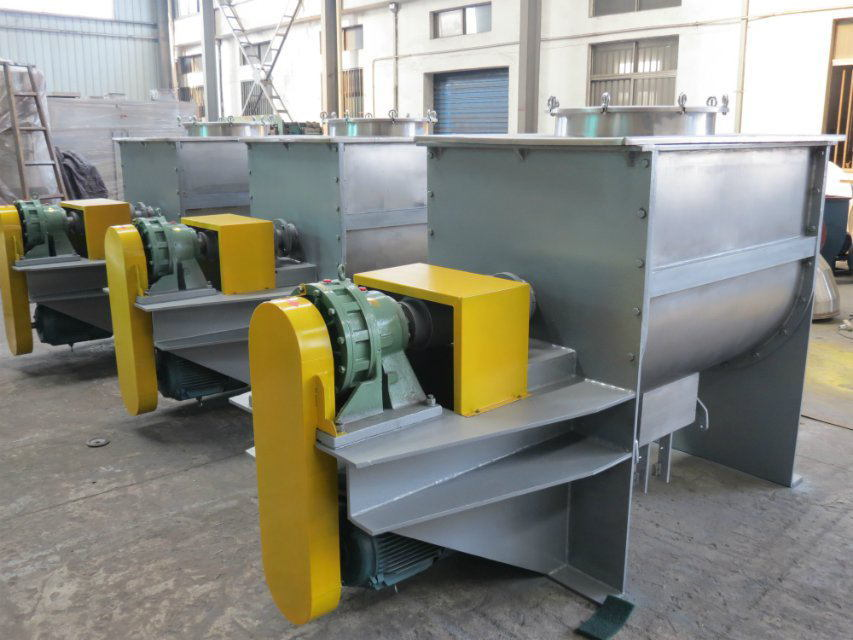 Ribbon Mixer for Coating Mixing pictures & photos