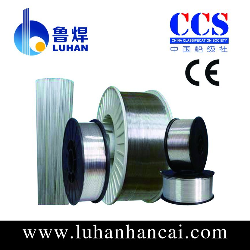 China Er5356 Aluminium Alloy Welding Wire Used in Pressure Vessel ...