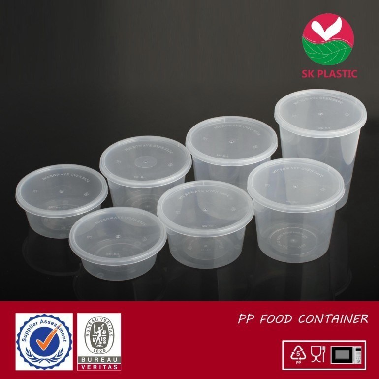 Food Container - 13 (SK Series (round/rectangular))