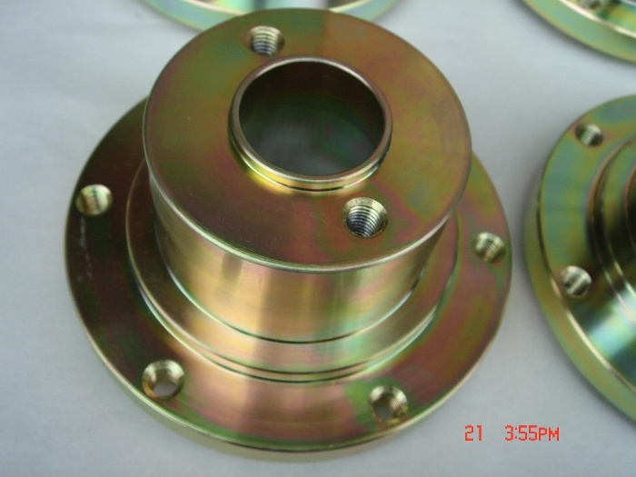 High Quality Carton Steel Drawing Parts with Galvanize Parts
