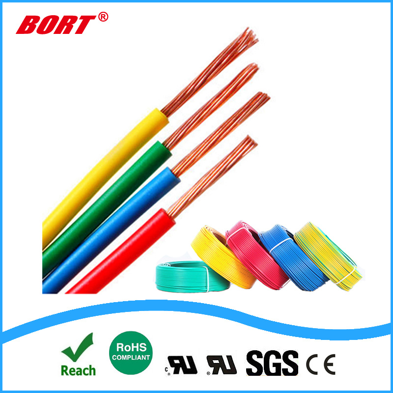 China Ul 1672 Single Conductor  Insulation Wire  Wire  Cable  Rohs Ul Standard  Led Light