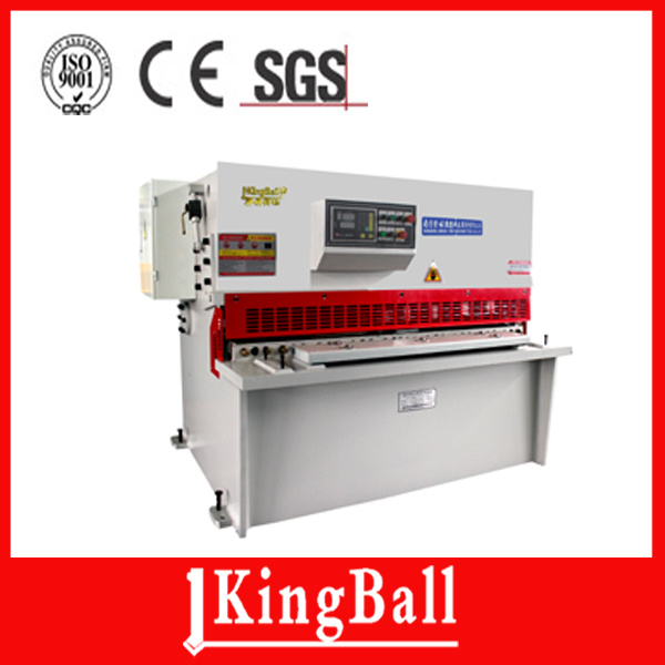 Hydraulic CNC Pendulum Shearing Machine (QC12K Series) , Cutter, Folding Machine
