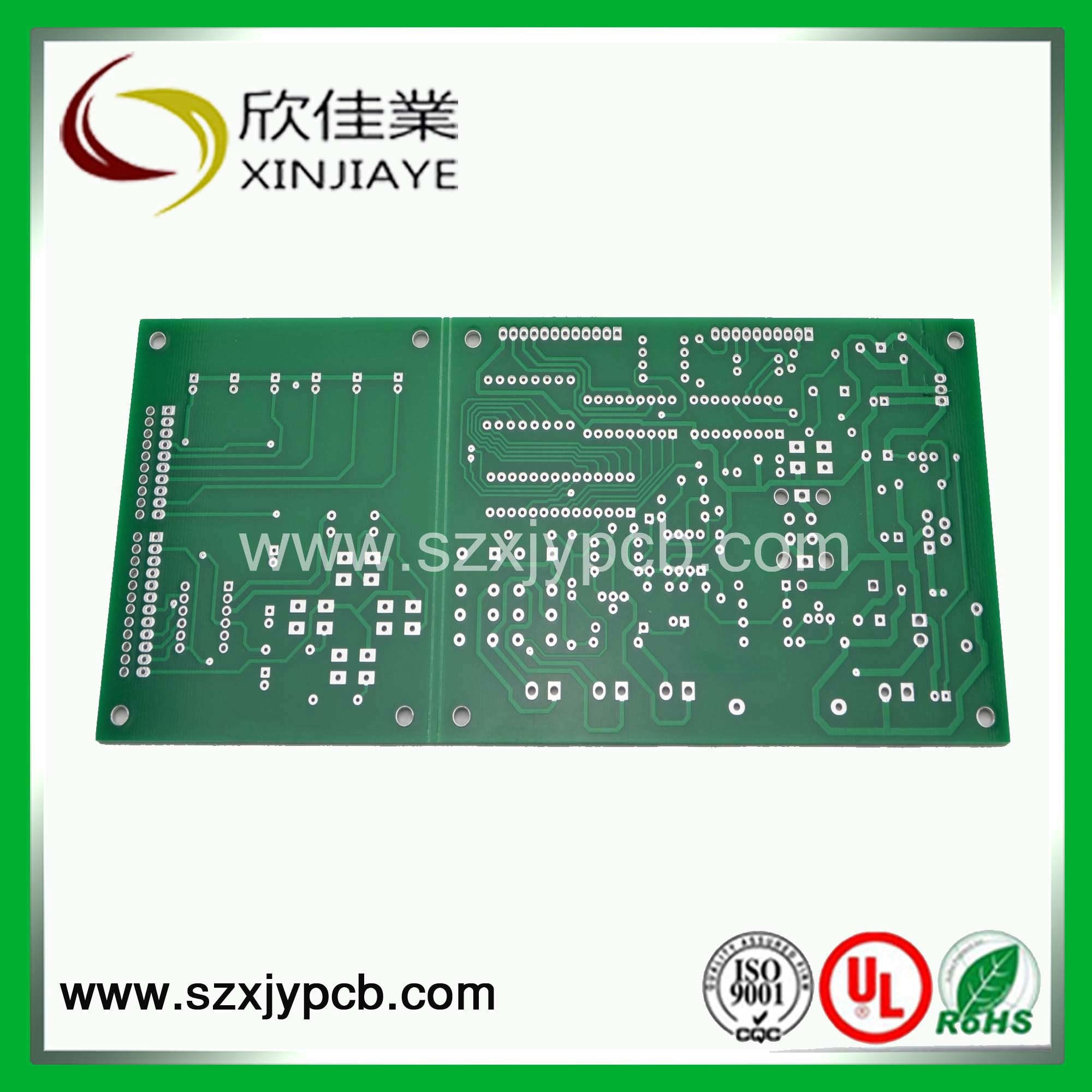 China 94v0 Printed Circuit Board Manufacture How Is A Manufactured Rigid