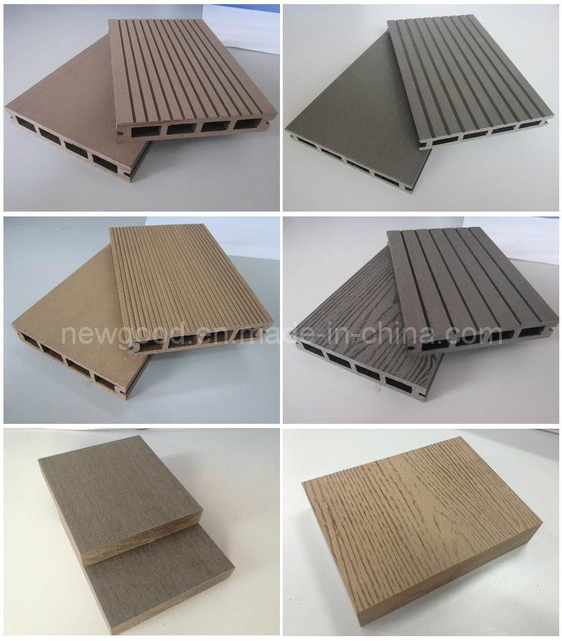 Waterproof Flooring, Outdoor WPC Flooring, Wood Plastic Composite Decking