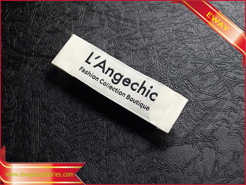 Custom Woven Label Fabric Label Clothing Label for Garment pictures & photos