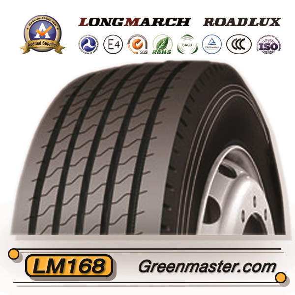 Longmarch Roadlux 385/65r22.5 425/65r22.5 445/65r22.5 Tyre pictures & photos