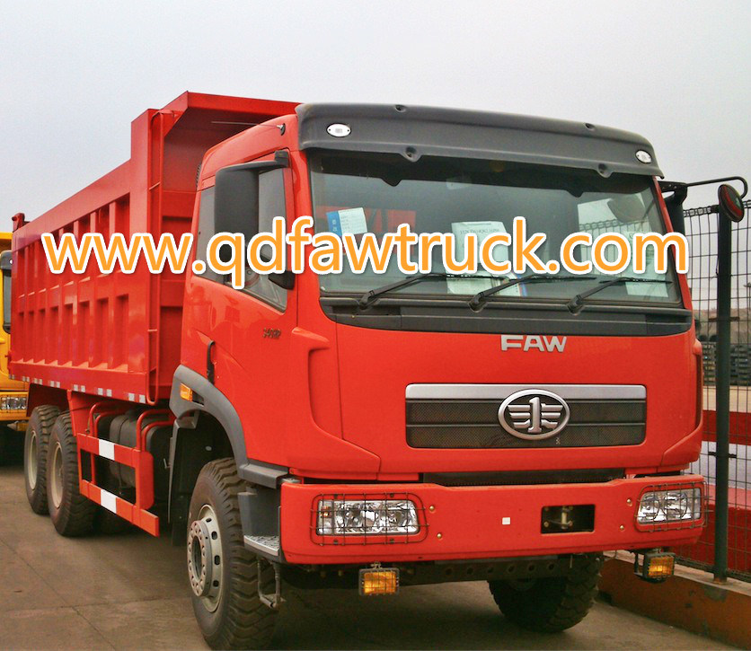 China First Automobile Works of China Faw 25 Tons Dumper Photos ...