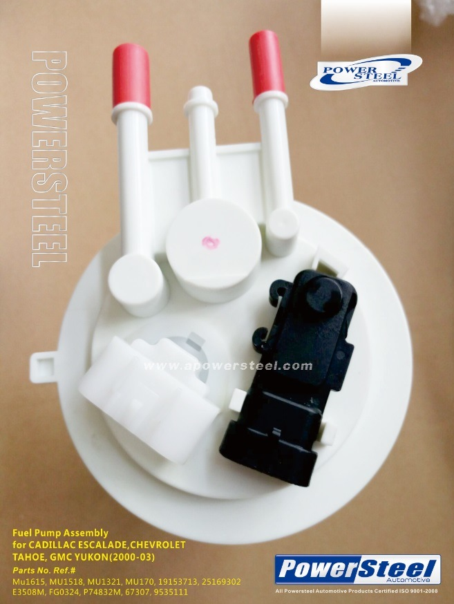 NEW FUEL PUMP MODULE FOR CHEVROLET TAHOE CADILLAC ESCALADE GMC YUKON REF# E3508M