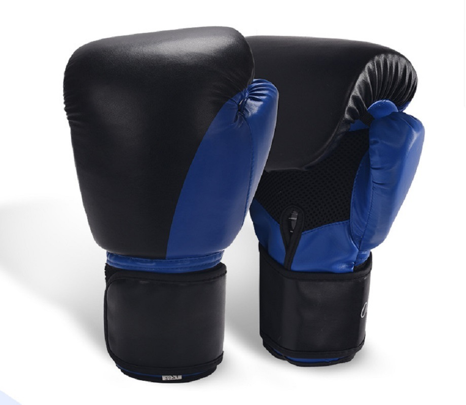 Gym MMA Muay Thai Training Punching Bag Half Mitts Sparring Boxing Gloves