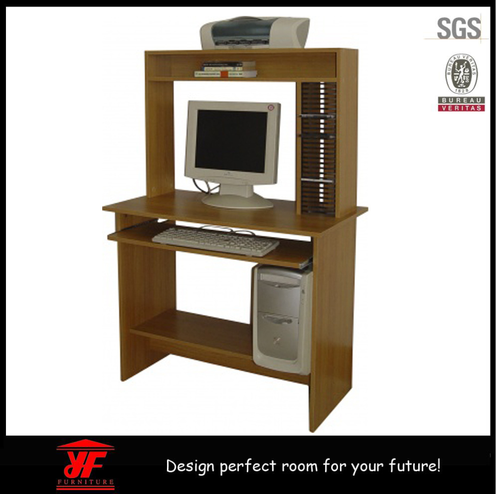 Hot Item Simple Modern Home Office Furniture Design Computer Table