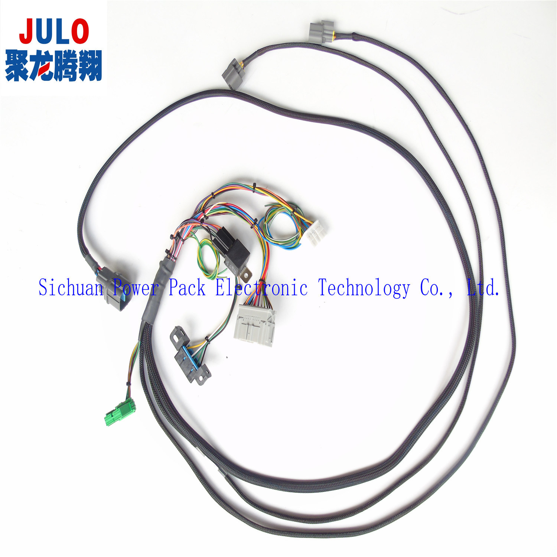 China Honda Civic Ek 99-00 OBD2-B K Series Swap Harness Conversion K20 Type  R Ep3 - China Swap Harness, Exchange Wiring HarnessSichuan Power Pack Electronic Technology Co., Ltd.