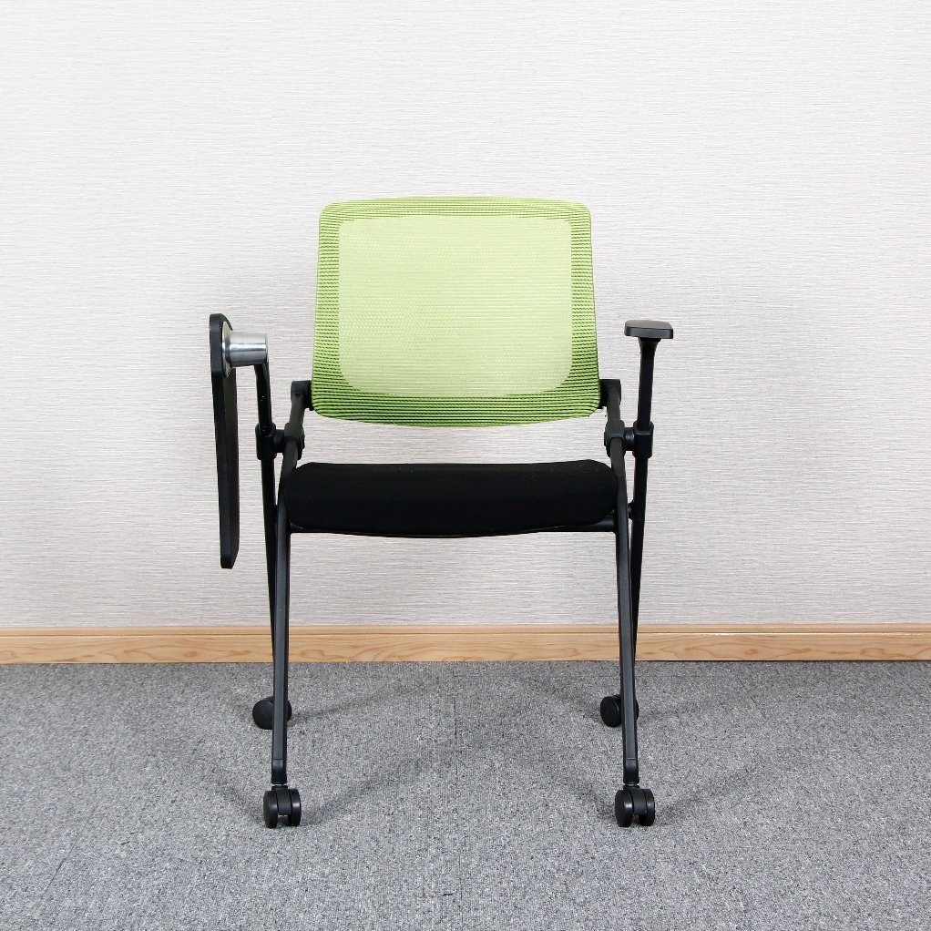 China Fashion Design Office Chair Training Room Chair With Writing Board China Office Chairs Office Furniture