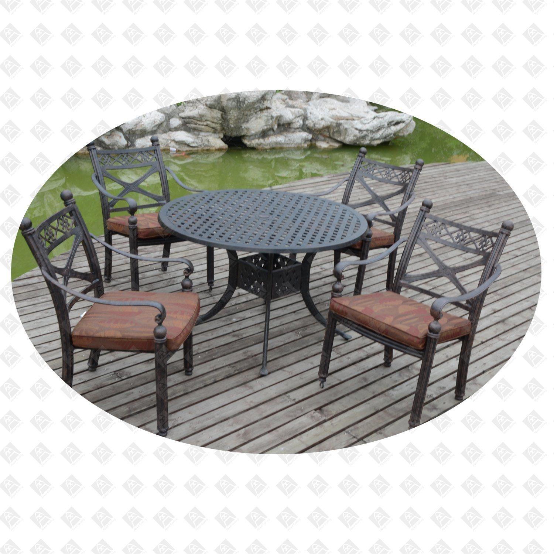 China Aluminum Furniture Outdoor Furniture Garden Furniture Rosie