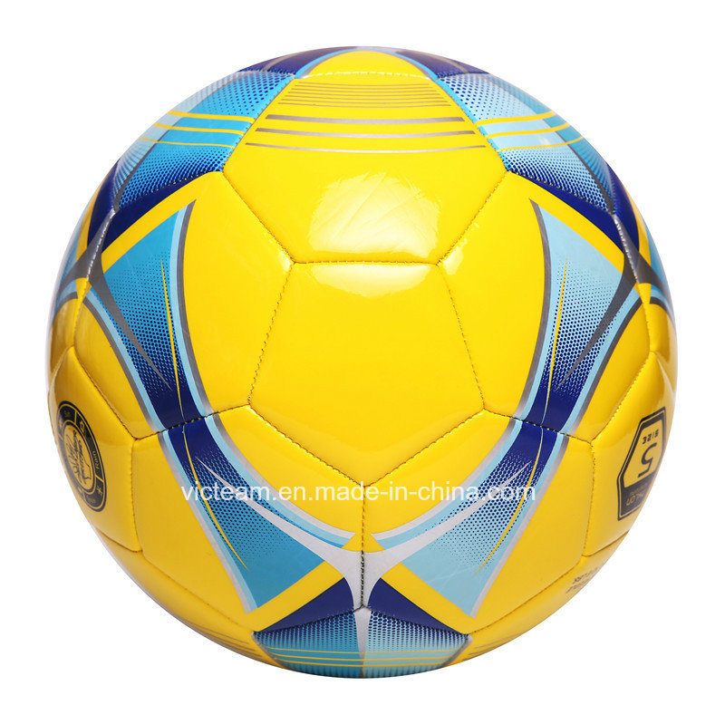 Fantasy Classic 4.0mm PVC EVA Practice Soccer Ball pictures & photos