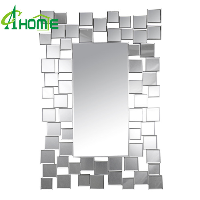 Elegent Rectangle Shaped Home Decor Wall Mirror pictures & photos