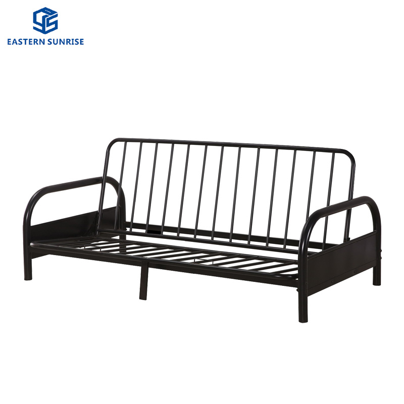 Surprising Hot Item Family Use Metal Steel Iron Sofa Single Bed Beutiful Home Inspiration Aditmahrainfo