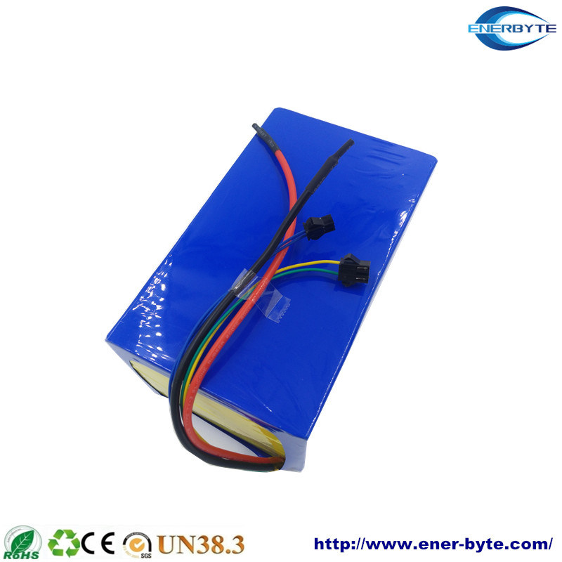 LiFePO4 Battery Pack 48V 50ah pictures & photos
