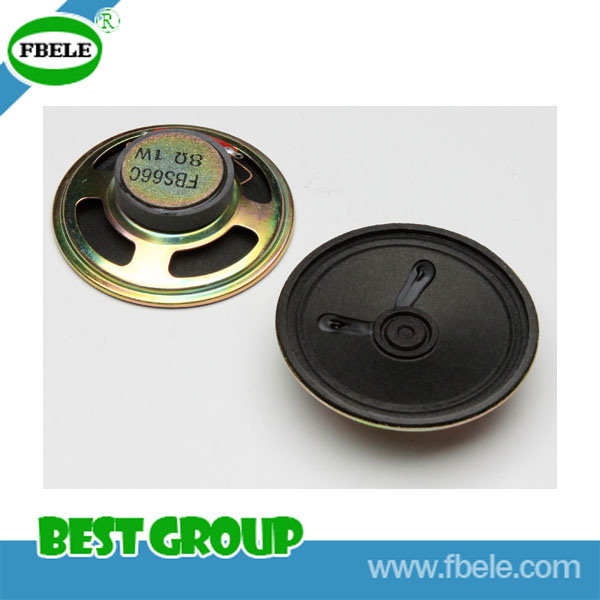 Fbs66c Big Discount 66mm Mini Speaker Best Sale Speaker (FBELE)