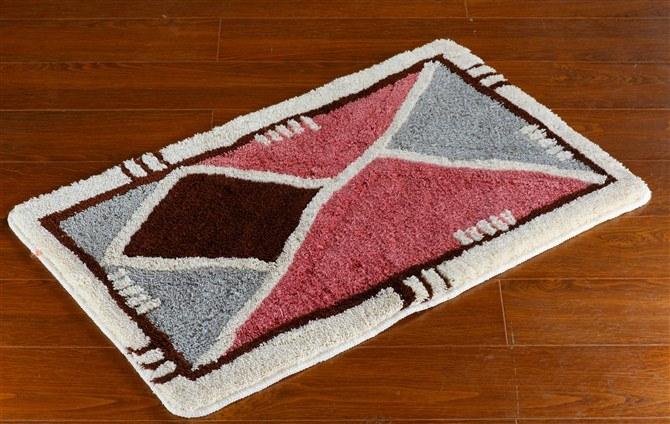 Custom High Quality Eco-Friendly 100% Acrylic Living/Bed Room Area Rug pictures & photos