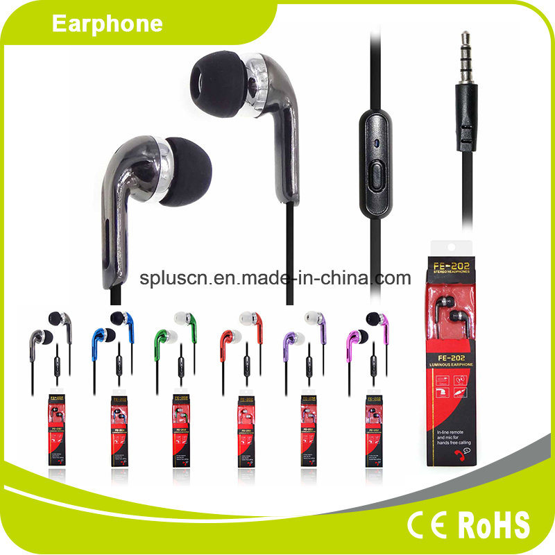 Super Sound Mobile Phone in Ear Earphone pictures & photos