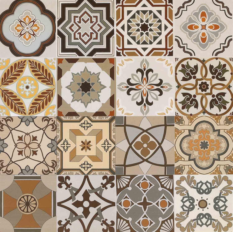 Tile Rustic Floor Wall