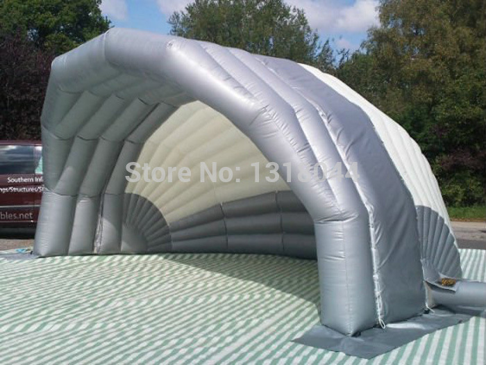 Customized Inflatable Advertising Party Stage Canopy Tent for Sale