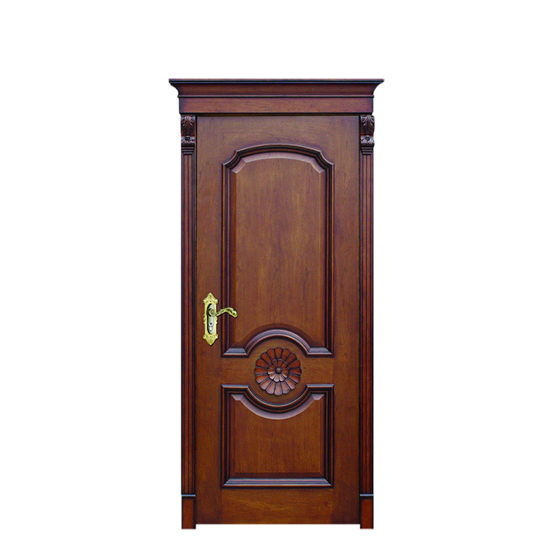 Hot Item Cheap Price Door Made In China Interior Solid Wood Doors Designs In Pakistan With Glass Window